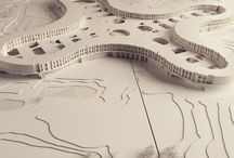 Arkitektur / Fede byggerier eller steder