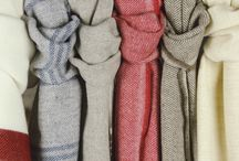 Cozy up with natural fibers