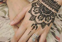 Mehndi by @IrynArs #irynars_nails