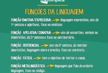 nossa linguagem