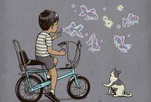 Ilustraciones / by Pablo Margara