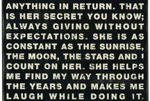 Sayings / by Andrea Warren
