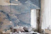 watercolor mur aquarelle