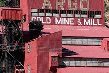Colorado Mine Tours / Mine tours in Colorado.