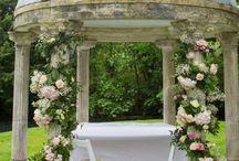 Ideas for Alexia / Ardington House wedding in August.