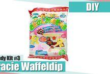 Candy Kits / Hier zeig ich Euch die ganzen japanischen Candy Kits, die ich mache und probiere :)