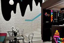 milk cafe design