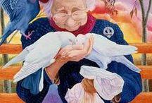amor aos avós