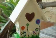 Art - Bird House Projects