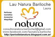 Contactame / Comunicadora social & Consultora Natura