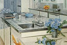 Throw Back or Go Back designs / by Kitchen Sales, Inc