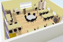Classroom Design / A place for ideas and inspiration.
