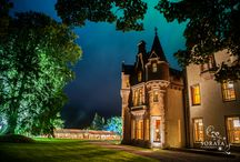 Aldourie Castle weddings / Wedding photography at Aldourie Castle by Loch Ness