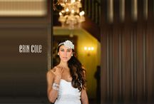 Erin Cole Accessories / Earrings, head pieces, crystal cuffs, bracelets, necklaces, and hair pins! All encrusted in crystals and pearls to make you the envy of everyone in the room.
