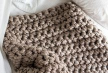 Hand Crochet & Superchunky Patterns / For quick projects that will make your home all the more cozy, why not try out arm crochet and our superchunky patterns?! Start a new fun project with these patterns from LoveCrochet.