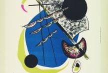 Wassily Kandinsky e l'arte astratta tra Italia e Francia / a cura di Alberto Fiz - MAR Museo Archeologico Regionale - Aosta - 26 Maggio 2012 - 21 Ottobre 2012