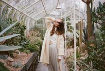 Posing Greenhouse