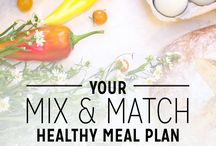 meal planning / by Jenifer Lim