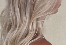 Ombre hair blonde