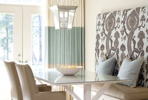 Interior Design & Home Decor / Photos of home interiors showing off inspiring designs and well staged homes.