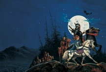 The Eye of the World (WoT) / The Wheel of Time, book 1 The Eye of the World, imagery