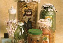 Mason Jar Etchspiration