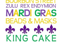 It's Carnival Time Down In New Orleans! / Who doesn't love Mardi Gras? Here are some of our favorite New Orleans traditions, decorations and designs celebrating the carnival season.