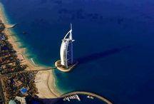 Dubai دبي / The Jewel of Desert جوهرة الصحراء www.MeDubai.com / by Akhlaq Haider