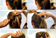 Hair style : Node