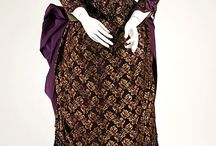Period Fashions / Period garments ranging from 1800's - 1900's