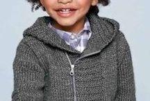 куртка для мальчика вязание