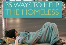 On Helping Homeless...