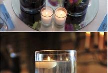 Flowers & Candles