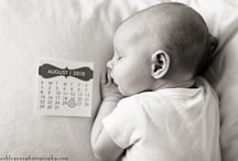 Infant photo inspiration / by Corina Fiore