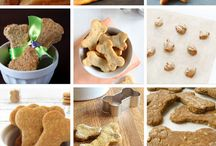 doggy treats - easy