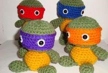 Crochet - amigurumi and animals / by Jackie Wright