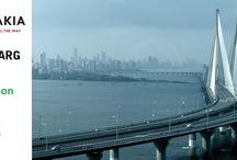 Mumbai-Thane-Pune / Mumbai-Thane-Pune