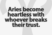 Aries! / by Emily Moore