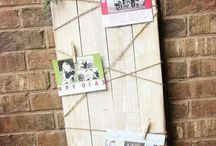 crafts to do / by Mechelle Morris