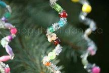 christmas decorations kids to make