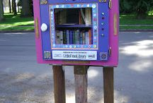 Little Free Library / by Heather Smith