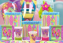 Pool/Beach party / by Tea Cups & Tiaras