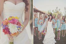 colorful weddings / by Marcia Davis