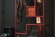Projet dressing chambre