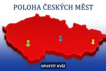 Česká mesta