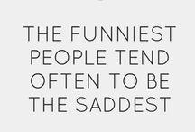 Sadness is everywhere