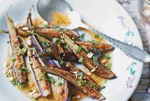 Recipe Ideas for Eggplant