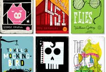 BOOK COVERS / by Katie Larson