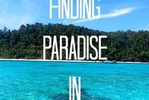 Thaiiiiiiland (snorkelling, beaches, food omg! ^^)