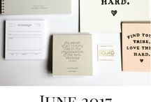 Pretty by Post Stationery Boxes